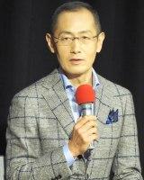 『NHKスペシャル シリーズ人体 神秘の巨大ネットワーク』の試写会に出席した山中伸弥 (C)ORICON NewS inc.