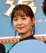 石橋杏奈=映画『泥棒役者』完成披露試写会 (C)ORICON NewS inc.