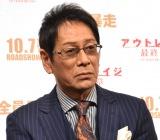 映画『アウトレイジ 最終章』ジャパンプレミアに出席した大杉漣 (C)ORICON NewS inc.