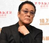 映画『アウトレイジ 最終章』ジャパンプレミアに出席した白竜 (C)ORICON NewS inc.