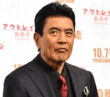 映画『アウトレイジ 最終章』ジャパンプレミアに出席した名高達男 (C)ORICON NewS inc.
