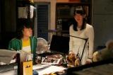 フジテレビ『世にも奇妙な物語 '17秋の特別編』に出演する(左から)峯田和伸、吉岡里帆 (C)フジテレビ