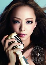 DVD「namie amuro FEEL tour 2013」