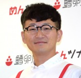 「料理教室をやりたい」と願望を漏らしたロバート・馬場裕之 (C)ORICON NewS inc.