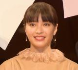 生田斗真から「広瀬すず史上、最高にかわいい映画が出来た」と絶賛された広瀬すず (C)ORICON NewS inc.