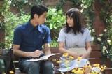 NHK『ひよっこ』で谷田部みね子(有村架純)のハートをつかんだ前田秀俊(磯村勇斗・左) (C)NHK