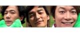 AbemaTVで大型生特番に挑戦する(左から)稲垣吾郎、草なぎ剛、香取慎吾
