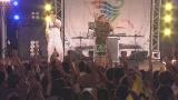 音楽ドキュメンタリー番組『さよならガレキようこそビキニ〜あの日から7年目の七ヶ浜〜』東北6県のNHK総合で9月29日放送。Def Techのステージ(C)NHK