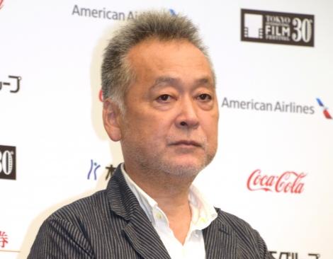 『第30回東京国際映画祭(TIFF)』のラインナップ発表記者会見に出席した瀬々敬久監督 (C)ORICON NewS inc.