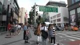 韓国で服を探し回る大瀧さんに同行(C)関西テレビ