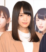 『REAL MECHAKARI SHOP』のオープニングイベントに出席した欅坂46・菅井友香 (C)ORICON NewS inc.