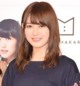 『REAL MECHAKARI SHOP』のオープニングイベントに出席した欅坂46・守屋茜 (C)ORICON NewS inc.
