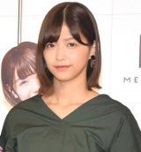 『REAL MECHAKARI SHOP』のオープニングイベントに出席した欅坂46・渡邉理佐 (C)ORICON NewS inc.