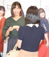 ファンと交流イベントも=『REAL MECHAKARI SHOP』のオープニングイベント (C)ORICON NewS inc.