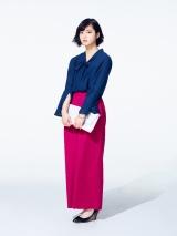 欅坂46の平手友梨奈がセレクトしたコーディネート