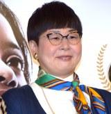 映画『ドリーム』の公開直前イベントに参加した森三中・大島美幸 (C)ORICON NewS inc.
