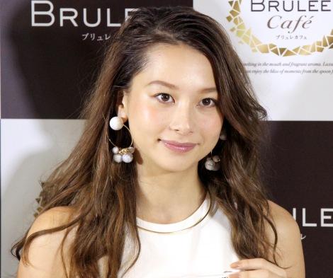 『BRULEE Cafe』オープン発表会に出席したNiki (C)ORICON NewS inc.