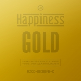 Happinessの11thシングル「GOLD」