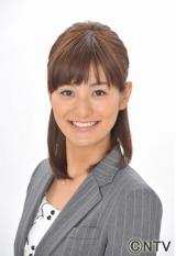 日本テレビ入社1年目の新人・徳島えりかアナウンサー