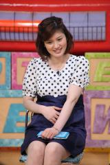 『ザ!世界仰天ニュース』ラストの収録に涙を浮かべた鈴江奈々アナ(C)日本テレビ