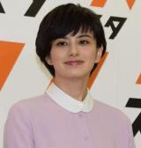 ホラン千秋=TBS系『Nスタ』記者会見 (C)ORICON NewS inc.