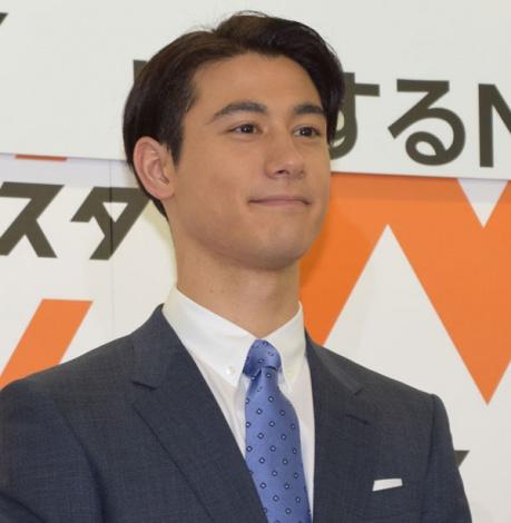 国山ハセンアナ=TBS系『Nスタ』記者会見 (C)ORICON NewS inc.