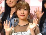 メジャーデビューイベント前囲み取材に出席した指原莉乃 (C)ORICON NewS inc.