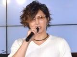 安室奈美恵の引退について語ったGACKT (C)ORICON NewS inc.