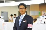 高橋克典が銀行を舞台にさわやかなニューヒーローに挑む。『庶務行員 多加賀主水が許さない』10月15日放送(C)テレビ朝日