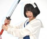 初主演映画でアクションに挑戦するNMB48・市川美織 (C)ORICON NewS inc.