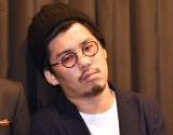 映画『THE LIMIT OF SLEEPING BEAUTY リミット・オブ・スリーピングビューティ』完成披露上映会に出席した二宮健監督 (C)ORICON NewS inc.
