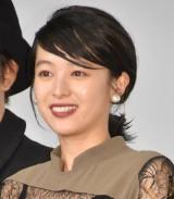 映画『パーフェクト・レボリューション』完成披露上映会に出席した清野菜名 (C)ORICON NewS inc.