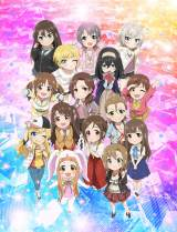 TOKYO MXで10月より放送、『アイドルマスター シンデレラガールズ劇場』(C)BNEI/しんげき