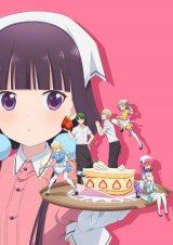TOKYO MXで10月より放送、『ブレンド・S』(C)中山幸・芳文社/ブレンド・S製作委員会