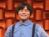日本テレビ『バズリズム02』初回収録後囲み取材に出席したバカリズム (C)ORICON NewS inc.