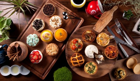 サムネイル カリフォルニアスタイルのパイ専門店「パイ ホリック」が六本木ヒルズに期間限定で登場