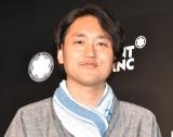 第26回『モンブラン国際文化賞』の表彰式に出席した武田双雲 (C)ORICON NewS inc.