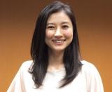 『とくダネ!』を卒業した女優の菊川怜 (C)ORICON NewS inc.