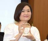 『川島なお美動物愛護基金』設立記者会見に参加した住吉ちほ (C)ORICON NewS inc.