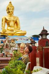 古都チェンマイ&チェンライを訪れた高杉真宙