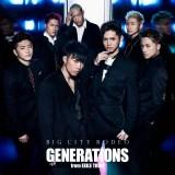 GENERATIONSの15thシングル「BIG CITY RODEO」CD+DVD