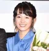映画『パーフェクト・レボリューション』初日舞台あいさつに登壇した清野菜名 (C)ORICON NewS inc.
