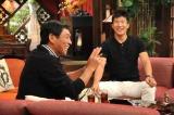 10月9日放送の関西テレビ・フジテレビ系『さんまのまんま 秋のさんまもゲストも脂がノッてますSP』に桐生祥秀選手が出演