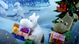 パペットアニメーション映画『ムーミン谷とウィンターワンダーランド』(12月2日公開)(C)Filmkompaniet / Animoon Moomin Characters TM