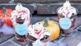 「ローラズカップケーキ」六本木ヒルズ限定のハロウィンサンデー