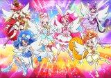 『映画キラキラ☆プリキュアアラモードパリッと!想い出のミルフィーユ!』(10月28日公開)より。スーパープリキュアの姿を公開(C)2017 映画キラ☆プリュアモード製作委員会