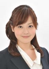 水卜麻美アナウンサー (C)日本テレビ