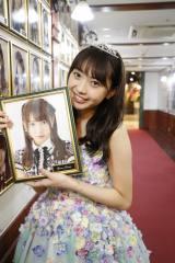 AKB48を卒業した木崎ゆりあ(C)AKS
