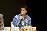 茨城県高萩市で開催された『連続テレビ小説「ひよっこ」ファン感謝祭最終回を一緒に見よう!!』に出席した泉澤祐希(C)NHK