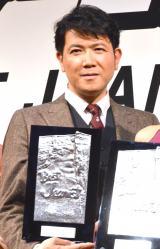 第34回『ベストジーニスト2017』で「協議会選出部門」を受賞した別所哲也 (C)ORICON NewS inc.